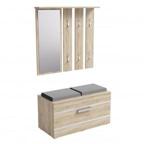 Garderobe-Set Soko
