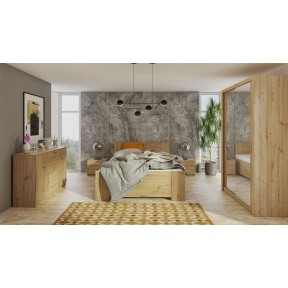 Schlafzimmer-Set Sorbona II