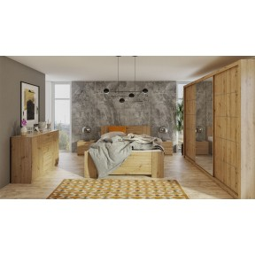Schlafzimmer-Set Sorbona IX