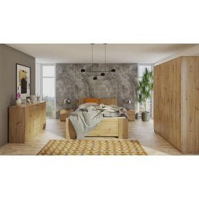 Schlafzimmer-Set Sorbona XII