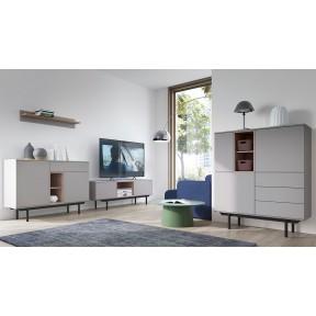 Wohnzimmer-Set Duarte I