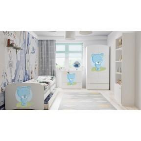 Kinderzimmer-Set Bajka