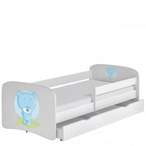 Kinderbett mit Bettkasten Bajka