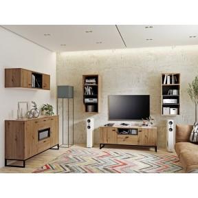 Wohnzimmer-Set Lectro V