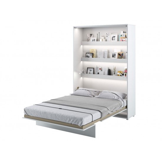 Wandklappbett Bed-Concept BC-01 Vertical 140x200