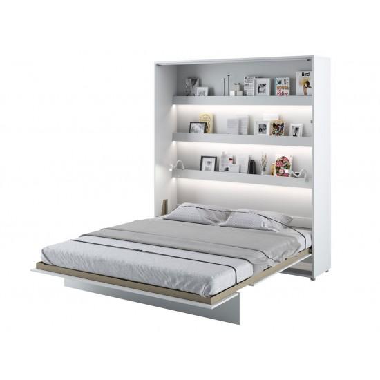 Wandklappbett Bed-Concept BC-13 Vertical 180x200