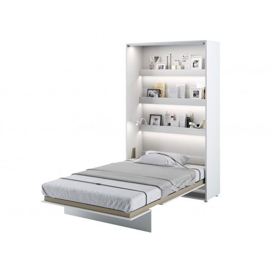 Wandklappbett Bed-Concept BC-01 Vertical 120x200