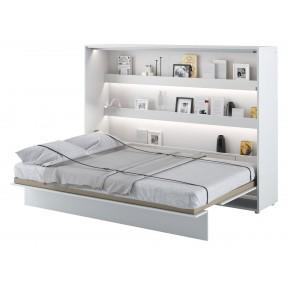Wandklappbett Bed-Concept BC-04 Horizontal 140x200