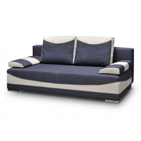 Sofa Igo mit Schlaffunktion und Bettkasten