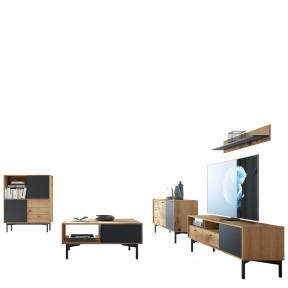 Wohnzimmer-Set Ewalance I